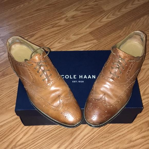 b2e324cbd774 Cole Haan Other - Men s Cole Haan Cambridge Wingtip Oxford size 10